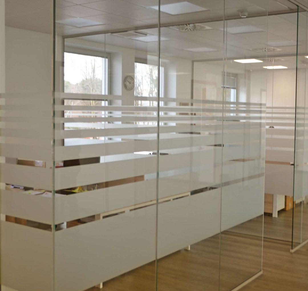 Ristrutturazione edificio uffici